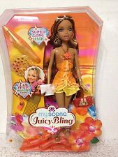 Barbie My Scene Juicy Bling Madison Westley Doll African American Long Hair Rare