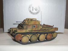 THOMAS GUNN WHOO2 SDKFZ 140 NORMANDY GERMAN TOY SOLDIER TANK MILITARY VEHICLE