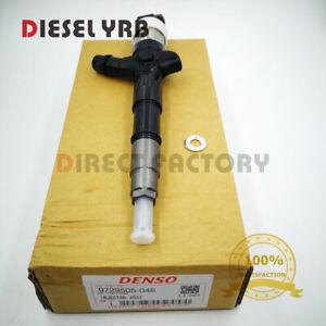 Original 23670-30400, 23670-39365 injector 295050-0460, 295050-0200