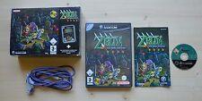 NGC - The Legend of Zelda: Four Swords Adventures BigBox