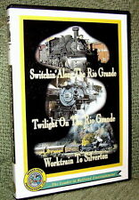 """cp038 TRAIN VIDEO DVD """"NARROW GAUGE  SPECIAL"""" D&RGW 1960'S ACTION"""