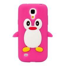 Carcasas de color principal rosa de silicona/goma para teléfonos móviles y PDAs