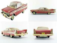 Auto World Plymouth Fury Christine Dirty Version (1958) - Miniature Voiture 1:18 - Rouge