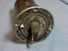 Connecticut Vintage Dash Magneto Battery Coil Key Ignition Spark Plug Switch