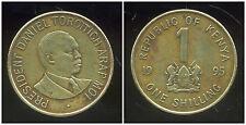 KENYA  1 shilling  1995  ( bis )