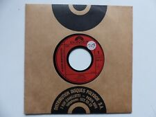 "ALIOCHA DIMITRIEVITCH Tabac / Tango des emigrants 2056597 PROMO 7"" France   RRR"