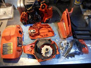 Chainsaw Husqvarna 235 X-Torq For Parts Chain-saw