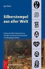 Silberstempel aus aller Welt Katalog Silber Stempel Buch Prägezeichen Zeichen