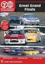 Magic Moments Of Motorsport - Great Grand Finals (DVD, 2014)-free postage