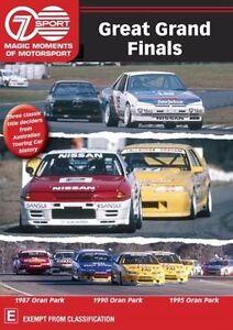 Magic Moments Of Motorsport - Great Grand Finals (DVD, 2014)