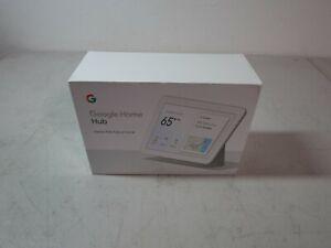 Brand New Sealed Google GA00516-US Google Home Hub free U.S. shipping