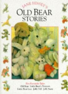 Old Bear Stories-Jane Hissey