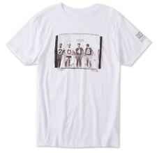 O'Neill TELL ALL Mens Short Sleeve T-Shirt Large White NEW