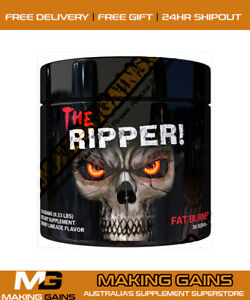 Cobra Labs The Ripper Fat Burner | All Flavours | Only the BEST@MAKING GAINS