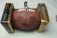 "Andre Johnson Signed Autographed NFL Authentic ""The Duke"" Wilson Game Ball NIB"