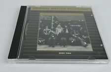 THE ALLMAN BROTHERS BAND AT FILLMORE EAST 24kt Gold Plated Disc. #2