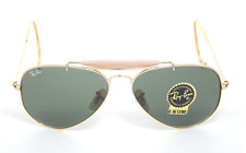 Ray-Ban RB3030 Outdoorsman L0126 Gold Frame Sunglasses