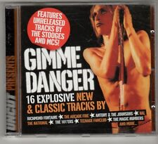 (GO993) Gimme Danger, 16 tracks various artists - 2005 - Uncut CD