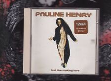 The Chimes PAULINE HENRY Feel Like making love 6 MIXES EXTEND/EDIT CD single/EP