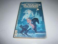 Warlock Unlocked by Christopher Stasheff (Paperback Book Fantasy 1983) -$2 POST