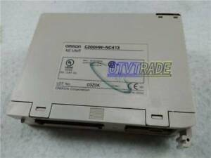 1PCS C200HW-NC413 OMRON PLC Programmable Controllers New