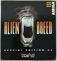 Alien Breed Special Edition 92 Team 17 Amiga One Meg PC Game - Mint / Complete