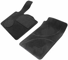 Serie tappeti in gomma e moquette specifici per Smart fortwo