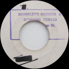 Gaylads THAT'S WHAT LOVE WILL DO Beverley's RARE Reggae Blank 45