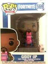 Funko POP! Fortnite! Giddy Up Figur! NEU&OVP!