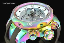 Invicta 52MM Reserve VENOM IRIDESCENT PLATINUM MOP Dial Quartz Chronograph Watch
