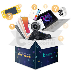 30RRP Mystery Box Set of Blind Box Electronics Assorted Lucky Dip Random Product