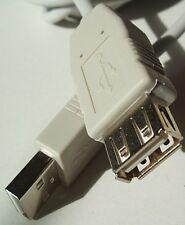 USB 2.0 Kabel Verlängerungskabel 30cm Verlängerung Anschlusskabel AST ABU