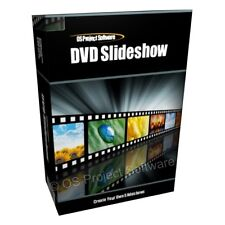 DVD MP4 AVI MPG Slideshow From to Photos Images JPG Software Application Program