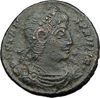CONSTANS Gay Emperor son of Constantine the Great Roman Coin Victory i32782
