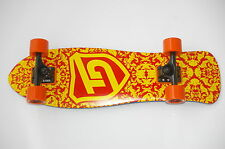 "Cruiser Complete - 28""x8.31"" - 7 ply Maple - Abec 7 - 5""Truck - Red/Yellow"