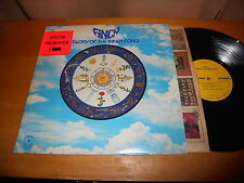 Finch 70s ROCK DJ LP Glory of the Inner Force USA ISSUE