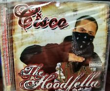 Cisco-The Hoodfella CD ft Big Tone,Lil Coner,Big Oso Loc & Rare O.O.P. Norte Rap