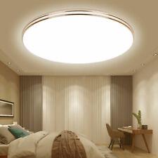 LED Ceiling Light Round Panel Down Light Modern Hallway Living Room Wall Lamp x1