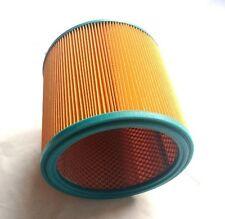 1 Luftfilter filter air passend für Bosch Industrie-Staubsauger PAS 800 A
