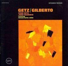 - Getz/gilberto Stan Getz and Joao Gilberto CD Album 50th Anniversary