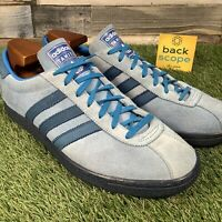Uk9 Adidas TAHITI Island Series - Rare 2015 City Trainers - Stone SPZL LG Casual