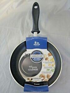 """Farberware Reliance 8"""" Aluminum Nonstick Frying Pan Black"""