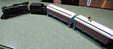 Polar Express Lionel O Gauge Train 4 Pc. Engine Needs Repair