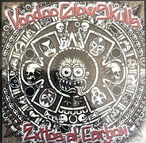 Voodoo Glow Skulls Exitos al carbon (1999) 11 Tracks Cd Album
