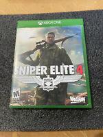 Sniper Elite 4 - Xbox One VideoGames