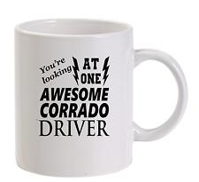 Awesome Corrado Driver Tasse Neuve Cadeau D'anniversaire Drôle Papa VW