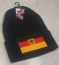 German Flag Winter Skull Cap Cotton Hat Germany Flag Hat
