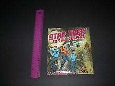PARAMOUNT POWER RECORDS STAR TREK 7 INCH 33 1/3 RPM  #F-1298 1975