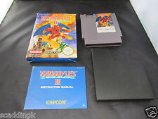 Nintendo NES Game Gargoyle's Quest II 2 Complete