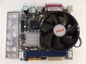 Pegatron IPX41-R3 Motherboard With Intel Celeron Dual Core E3500 2.70 GHz Cpu